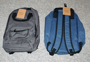 Back Packs, two for $10