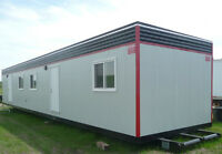 Office Trailers, Job Shacks, Sleepers, and much more!