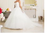 ROBE DE MARIAGE – WENDING DRESS