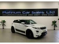 2012 Land Rover Range Rover Evoque SD4 LUMMA WIDEBODY Auto Estate Diesel Automat