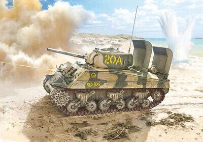 Italeri 1/35 M4 Sherman US Marine Corps Tank ITA6583