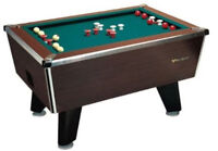 """""""Want to buy"""". Bumper Pool Table"""