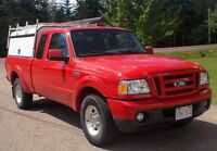 CONTRACTOR'S SPECIAL 2010 Ford Ranger sport Pickup Truck