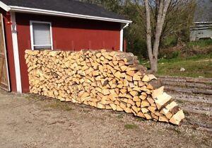 Softwood firewood (1/3 cord)
