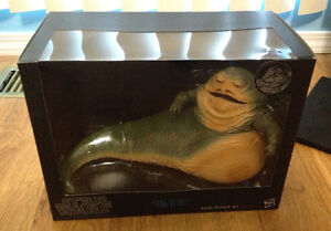 STAR WARS JABBA THE HUTT & X-WING FIGHTER - THE BLACK SERIES