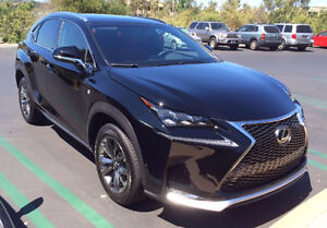 2016 Lexus NX 200t F Sport Lease Take Over - $600 / Month