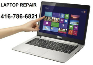 LAPTOP REPAIR- SAME DAY SERVICE-RICHMOND HILL-MARKHAM-TORONTO