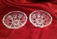 Set of 2 Crystal Candle Holders
