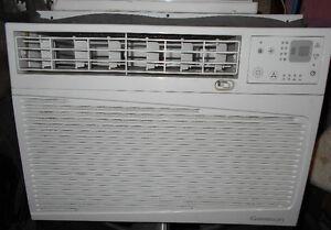 12,000 b.t.u. air conditioner