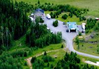 Rocky Mountain House Acreage