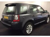 Land Rover Freelander 2 2.2Sd4 FROM £51 PER WEEK.