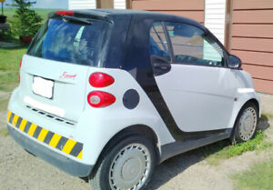 2009 Smart Fortwo 2 door coupe
