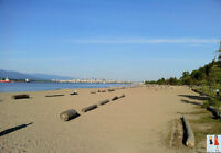 Jericho Beach (West 6th and Highbury St)