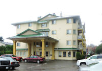Mt Cheam Views from  Penthouse in Chilliwack!  $121,900