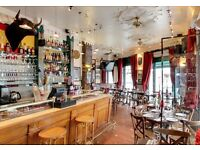 Seeking Assistant Manager for Spanish restaurant in Fulham! APPLY NOW!