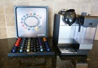 ATTRACTIVE NESPRESSO POD CAPSULE DISPLAY CASE & STORAGE