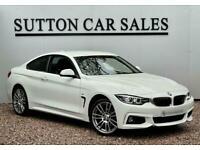 2020 BMW 4 Series 2.0 420d M Sport Auto xDrive (s/s) 2dr