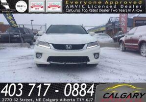 2014 Honda Accord 2dr V6 Auto EX-L w/Navi