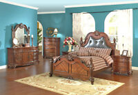 BEDROOM SETS ON SALE LIKE NEVER BEFORE IN TOWN.