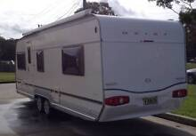 2007 GIEST  XK630 EXCLUSIV  CARAVAN  NOT JAYCO SILVERLINE Tea Gardens Great Lakes Area Preview