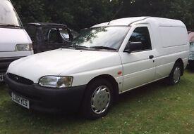FORD ESCORT VAN 1.8 Diesel 2002 white