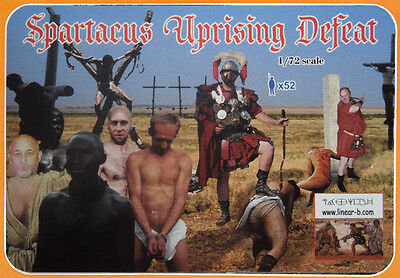 Linear-B 1:72 #006 Spartacus Uprising Defeat on Rummage