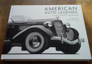 Beautiful Book: American Auto Legends