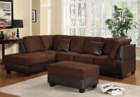SECTIONAL SOFA ON SALE ...STORE OPEN ON THANKS GIVING DAY TOOO