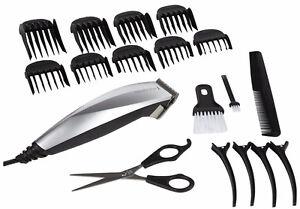 Remington Precision Haircut 18pc kit