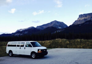 2012 Chevrolet Express 15 Passenger Van
