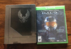 Jeu Halo 5 et Halo the master chief collection pour XBOX One