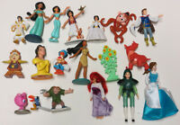 18 pc Disney PVC/mini figures toys Aladdin, etc