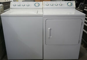 High End Beaumark Washer and Dryer Set