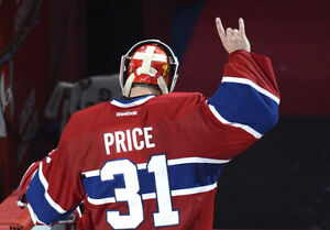 CANADIENS Sec 109 - 5 Matchs (VAN-COL-BUF-NYI-TBL) West Island Greater Montréal image 1