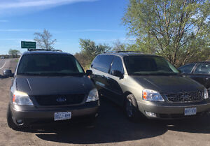 2006 Ford Freestar   His & Hers (2 cars for the price of 1)