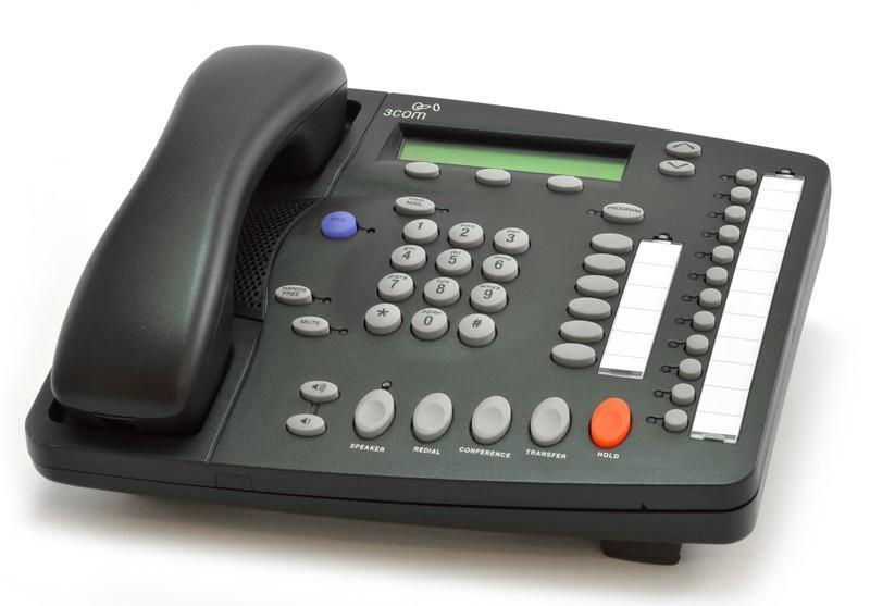 Fully Refurbished 3com Nbx 2102b Display Speakerphone (3c10226b)