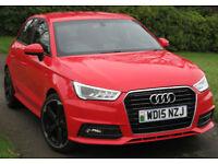Audi A1 S LINE 1.4 TFSI 150ps 5dr Sportback AUTO S-Tronic 2015 : 26k mi