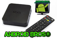 ANDROID BROS® TV BOX *QUAD CORE*WATCH TV FREE- RATED #1