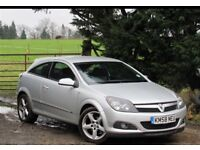 Vauxhall/Opel Astra 1.7CDTi 16v ( 100ps ) Sport Hatch 2008MY SRi