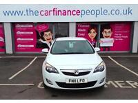 Vauxhall/Opel Astra 1.7CDTi 16v ** GOOD/BAD CREDIT CAR FINANCE **