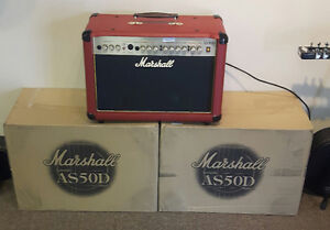 Marshall AS50D Acoustic Guitar Amp BRAND NEW