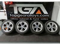 "19"" Original OEM BMW 467m Alloy Wheels & Tyres"