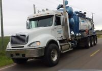TC 407/412 Code Hydrovac for Cost Effective Rental Rate