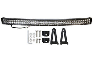44 inches curved LED light bar 240watts