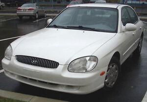 2001 Hyundai Sonata Sedan