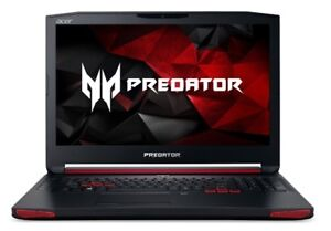 ACER PREDATOR GAMING LAPTOP! i7,16GB, SSD, HDD. AMAZING OFFER!