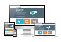 Professional & custom website design starting at $1300