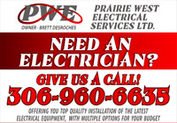 The only electricians you need to call.