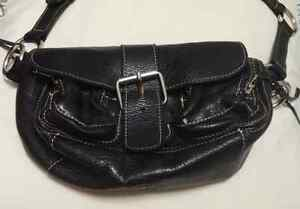 """Roots leather """"Emily"""" purse"""