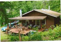 ACREAGE WITH COTTAGE/HUNT CAMP ON KARGUS LAKE